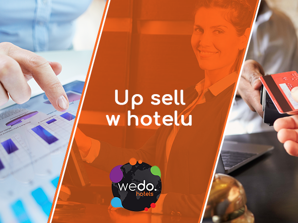 up-sell w hotelu